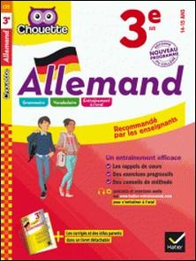 Allemand 3e - LV2 3e année (A2)-Catherine Boularand