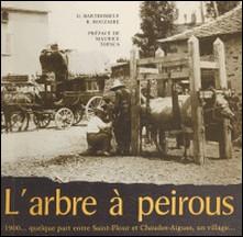 L'arbre à peirous - 1900, quelque part entre Saint-Flour et Chaudes-Aigues, un village-Georges Barthomeuf , Roger Rouzaire , Igonel