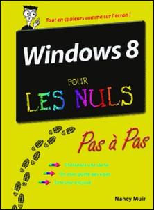 Windows 8 pas à pas pour les nuls-Bernard Jolivalt