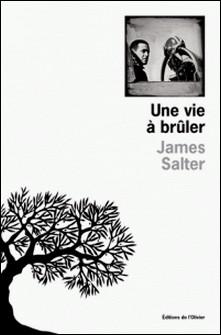 Une vie à brûler-James Salter