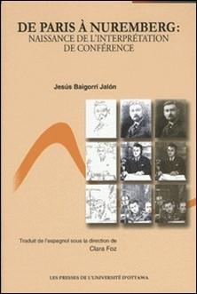 Collection Regards sur la traduction-Jesús Baigorri Jalón , Clara Foz
