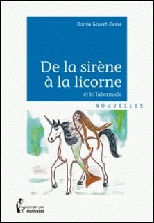 De la sirène à la licorne-Domia Granet-Desse