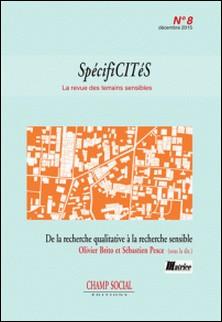 Spécificité 8 - De la recherche qualitative à la recherche sensible-Olivier Brito , Pesce Sébastien