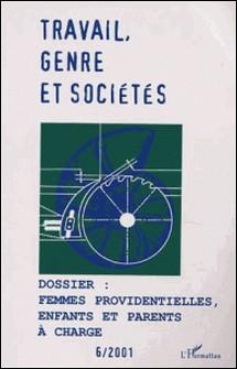 Travail, genre et sociétés N° 6, Novembre 2001-Collectif