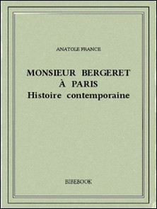 Monsieur Bergeret à Paris-Anatole France