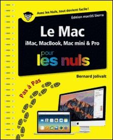Le Mac édition macOS Sierra pas à pas pour les nuls-Bernard Jolivalt