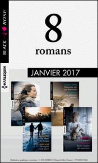 8 romans Black Rose (nº414 à 417 - janvier 2017)-Collectif