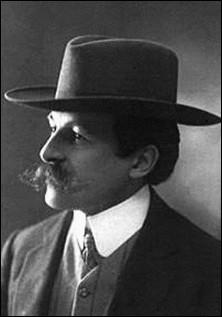 L'Homme à la peau de bique-Maurice Leblanc