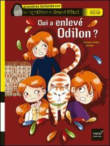 Qui a enlevé Odilon ?-Christine Palluy