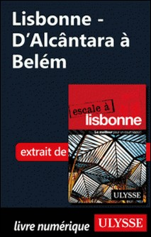Lisbonne - D'Alcântara à Belém-Marc Rigole