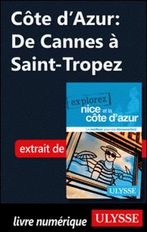 Côte d'Azur: De Cannes à Saint-Tropez-Sarah Meublat
