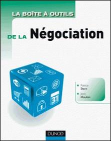 La Boîte à outils de la Négociation-Patrice Stern , Jean Mouton