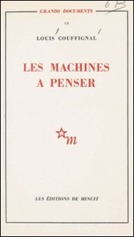 Les machines à penser-Louis Couffignal
