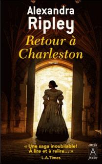 Retour à Charleston-Alexandra Ripley