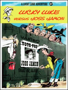 A Lucky Luke Adventure Tome 27-Morris , René Goscinny