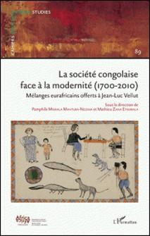 Cahiers africains : Afrika Studies N° 89/2016-Pamphile Mabiala Mantuba-Ngoma , Mathieu Zana Aziza Etambala