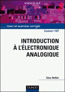 Introduction à l'électronique analogique-Tahar Neffati