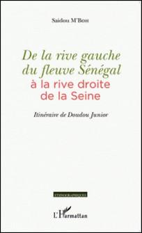 De la rive gauche du fleuve Sénégal à la rive droite de la Seine - Itinéraire de Doudou Junior-Saidou M'Boh
