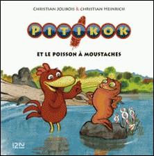 Pitikok Tome 4-Christian Jolibois , Christian Heinrich