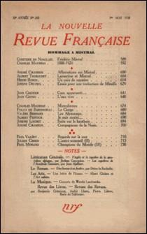 La Nouvelle Revue Française (1908-1943) N° 200 mai 1930-Gallimard