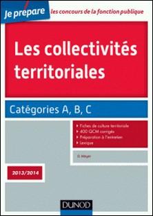 Les collectivités territoriales - 3e éd. - Catégories A, B, C-auteur