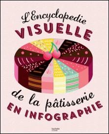Encyclopédie visuelle de la pâtisserie en infographie - 1000 recettes pas à pas-Stéphanie de Turckheim