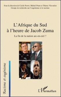 L'Afrique du Sud à l'heure de Jacob Zuma - La fin de la nation arc-en-ciel ?-Cécile Perrot , Michel Prum , Thierry Vircoulon