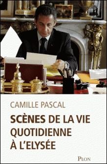 Scènes de la vie quotidienne à l'Elysée-Camille Pascal