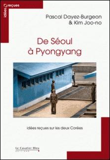 De Séoul à Pyongyang - Idées reçues sur les deux Corées-Pascal Dayez-Burgeon , Joo-No Kim