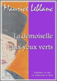 La demoiselle aux yeux verts-Maurice Leblanc