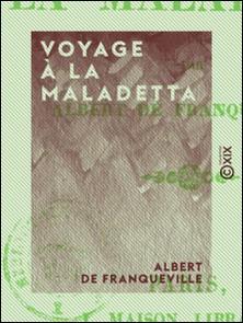 Voyage à la Maladetta-Albert de Franqueville