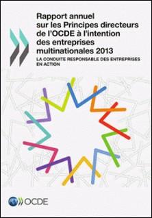Rapport annuel sur les principes directeurs de l'OCDE à l'intention des entreprises multinationales-OCDE