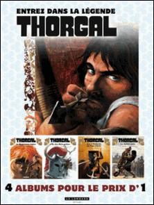 Thorgal - Intégrale - T1 à 4-Grzegorz Rosinski , Jean Van Hamme