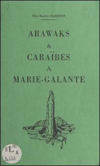 Arawaks et Caraïbes à Marie-Galante-Maurice Barbotin