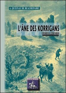 L'Âne des Korrigans - Légende bretonne-A. Quesnay De Beaurepaire