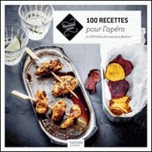 100 recettes pour l'apéro - et 100 listes de courses à flasher !-Collectif