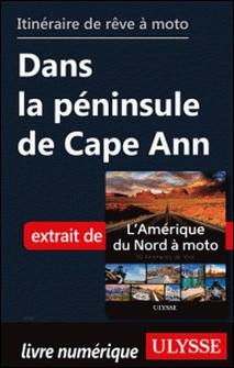 Itinéraire de rêve à moto - Dans la péninsule de Cape Ann-Collectif
