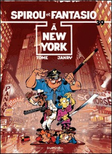 Spirou et Fantasio Tome 39-Tome , Janry