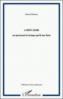 Textes régionaux-Marcel Dalarun