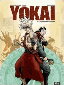 Yokaï : La Conspiration Heike-auteur