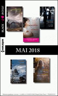 10 romans Black Rose + 1 gratuit (nº476 à 480 - Mai 2018)-Collectif