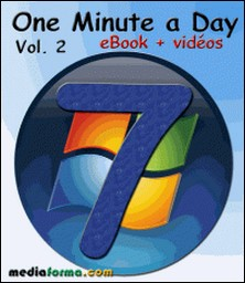 Windows 7 - One Minute a Day Vol. 2 with Videos-Michel Martin