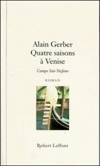 Quatre saisons à Venise-Alain Gerber