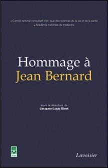 Hommage à Jean Bernard-Jacques-Louis Binet