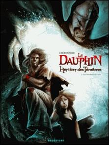 Le Dauphin, héritier des ténèbres - Tome 2 : Le chevalier à la croix-auteur