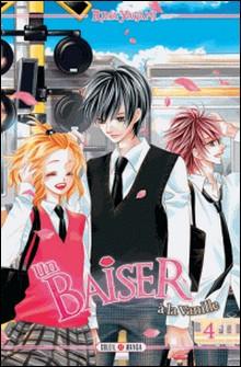 Un baiser à la vanille T04-Rina Yagami