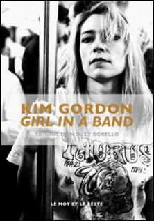 Girl in a Band-Kim Gordon