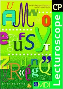 Fichiers numériques à télécharger - Lecturoscope 1 (CP)-Collectif