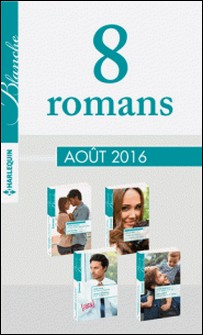 8 romans Blanche (nº1278 à 1281 - Août 2016)-Collectif
