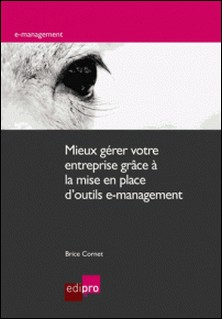 Mieux gérer votre entreprise grâce à la mise en place d'outils e-management - Les nouvelles technologies au coeur de l'entreprise-Brice Cornet , Fred Colantonio